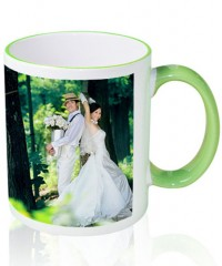 Photo Mug OuterGreen