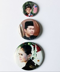 32mm B.Badge(3pcs)