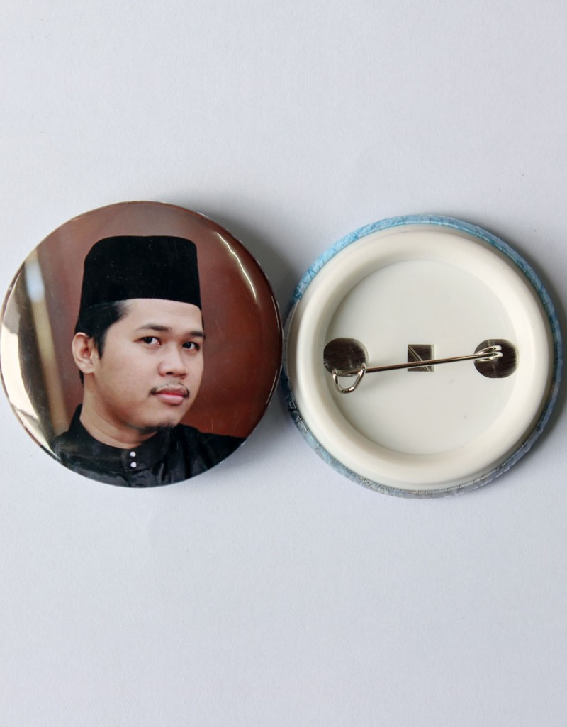 44mm B.Badge(3pcs)