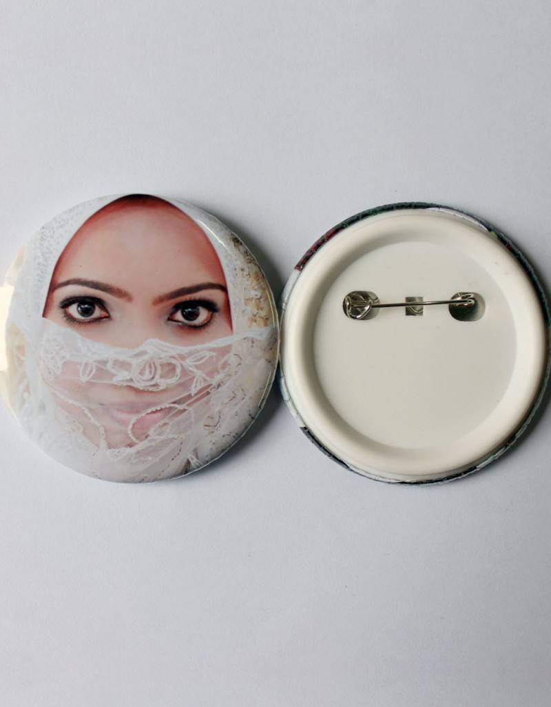 75mm Button Badge(3pcs)