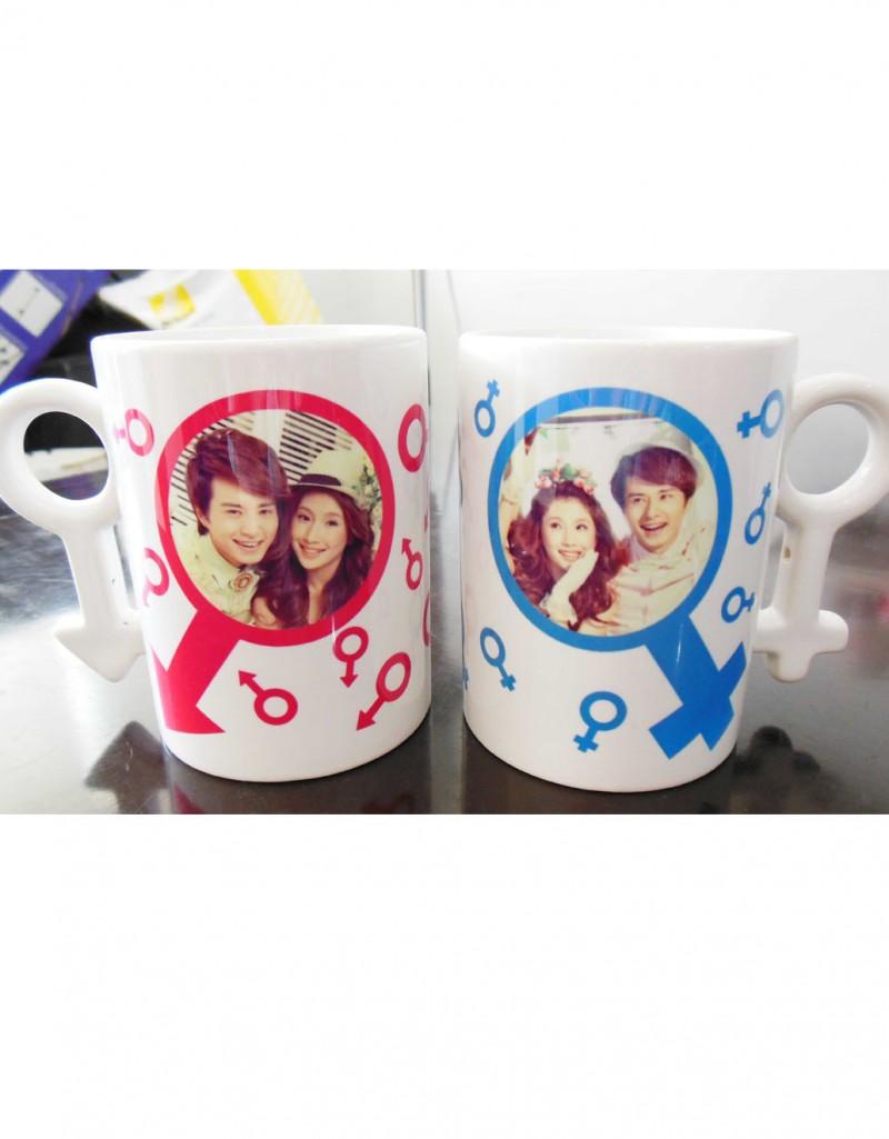 Couple Mug Customize Gift Malaysia Funky