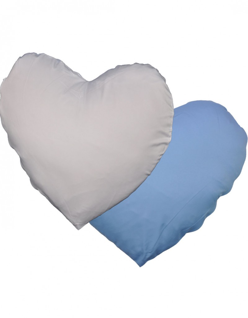 Blue Love Cushion