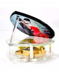 Love Shaped Music Box