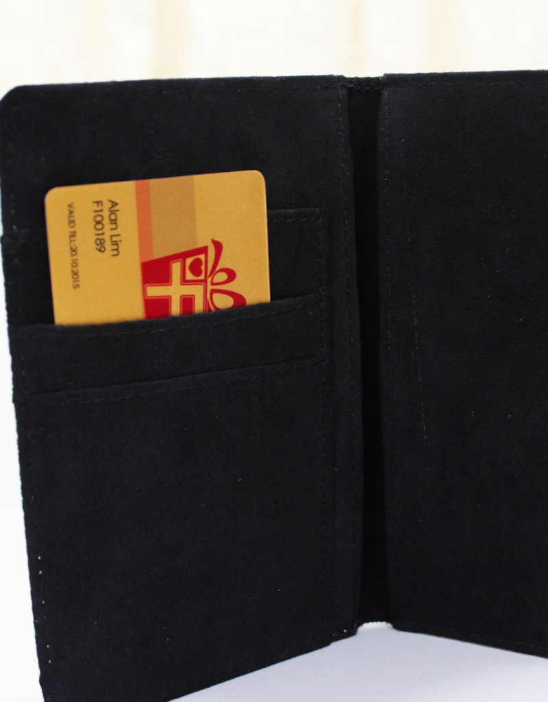 Leather Passport Cover Customize Gift Malaysia Funky