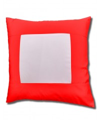 Red Square Cushion