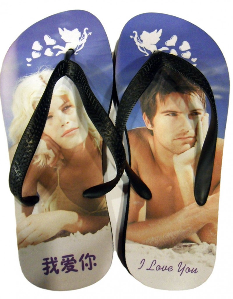 Photo Slipper L Size