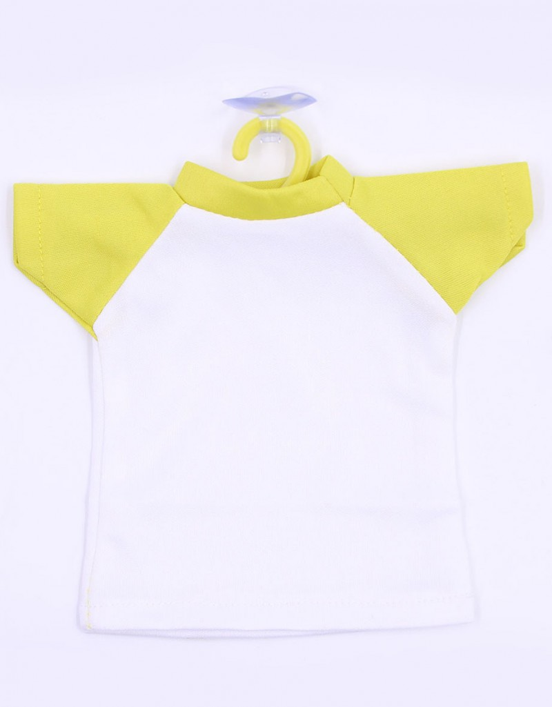 Yellow Mini Tee