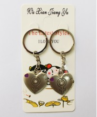 Couple Keychain 034