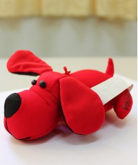 Small Red Dog 057