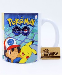 Pokemon White Mug